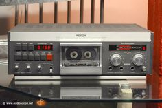 What's the best cassette deck ever?