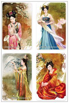 hanfu several inspirations