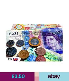 Fridge Magnets Refrigerator Magnet Pound Sterling British Uk Money Photo Vinyl Ebay Collectibles