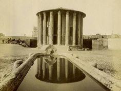 - Templo de Vesta . Roma ./tcc/