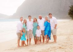 Oahu Photographer, Family Portraits on the Beach Oahu, Disney Aulani Beach Photography, Photographer in KoOlina, Turtle Bay Resort Beach Portraits, Waikiki Photographer www.jenniferbrotchie.com