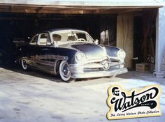 Larry Watson Cars | larry watson collection custom car photo archive larry watson ...