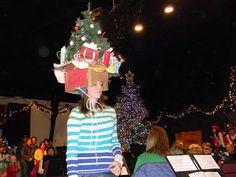 eecb6663d9 41 Best Crazy Christmas Hats images