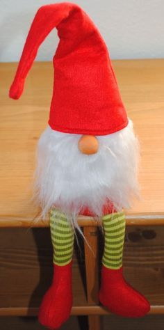 Frechdachs: Creadienstag - Nähanleitung Weihnachtswichtel