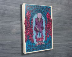 BERRY DROPPER CONCERT POSTER $26.00–$741.00 Known as 'The Berry Dropper', this beautiful but strange poster dates from a concert on March 29th to 31st, 1968 and was designed by Steve Catron. The show featured both Chuck Berry and the Grateful Dead.http://www.canvasprintsaustralia.net.au/  #PhotosoncanvasAustralia #Stretchedcanvas #Gicleeprint