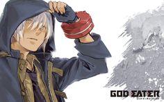 God Eater Soma Character Anime Wallpaper