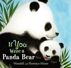 The authors of If You Were a Penguin, Wendell and Florence Minor, turn their attention to bears in the educational picture book If You Were a Panda Bear. If You Were a Panda Bear introduces different types of bears to young children. Facts About Bears, Fun Facts About Animals, Animal Facts, Bears Preschool, Panda Day, Spectacled Bear, Zen, Bear Theme, Book Festival