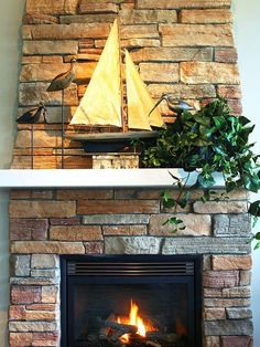 Mantel Decorations IDEAS amp INSPIRATIONS Fireplace