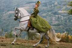 Melanie Thierry in the newly released film 'La Princesse de Montpensier' In my recent internet wanderings I have discovered there seems to .