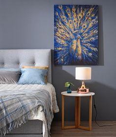 Taulut, peilit ja sisustustaulut - näin asettelet ne oikein | Sotka Decor, Home Decor, Tapestry