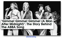 """Visit my blog to read this article about the Abba single """"Gimme! Gimme! Gimme! (A Man After Midnight)"""" #Abba #GimmeGimmeGimme After Midnight, About Me Blog, Fans, Reading, Memes, Movie Posters, Film Poster, Word Reading, Meme"""