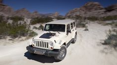 View detailed pictures that accompany our 2011 Jeep Wrangler Mojave article with close-up photos of exterior and interior features. (26 photos)