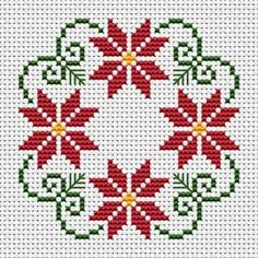 styled Christmas wreath cross stitch patter with three colors: green Beautiful styled Christmas wreath cross stitch patter with three colors: green, . -Beautiful styled Christmas wreath cross stitch patter with three colors: green, . Christmas Cross Stitch Alphabet, Xmas Cross Stitch, Cross Stitch Bookmarks, Simple Cross Stitch, Christmas Cross Stitch Patterns, Easy Cross, Biscornu Cross Stitch, Cross Stitch Borders, Cross Stitch Designs