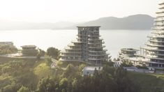 Gallery of Huangshan Mountain Village / MAD Architects - 9