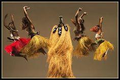 QueenLeilani Loves Her Life: West African Dancing