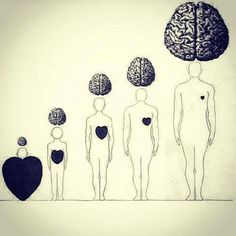 Heart and brain Realität des Lebens - Anything else - Karikatur Area Reality Of Life, Reality Quotes, Life Quotes, Satire, Pictures With Deep Meaning, Fotojournalismus, Satirical Illustrations, Meaningful Pictures, Deep Art