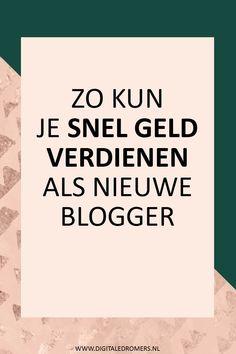 Zoek je een makkelijke manier om geld te verdienen met bloggen of wil je meer doen met affiliate marketing? In dit artikel deel ik de ideale oplossing om makkelijk geld te verdienen met je blog.