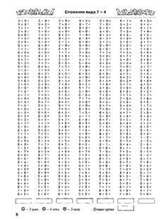 Скачать 3000 примеров по математике