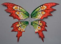 Holly wings