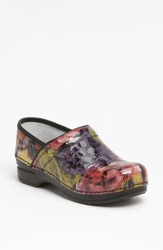 Think these will be my annual pair of danskos ! Nursing Shoes, Nursing Clothes, Nursing Outfits, Dansko Shoes, Clogs, Scrubs Uniform, Footwear, Loafers, Nordstrom