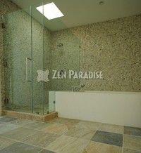 Pebble Tiles Installation