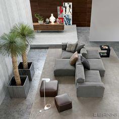 Modelo REEF de la firma #FLEXTEAM. Visite nuestro #showroom en #Madrid #Barcelona #Marbella nuestros interioristas le atenderán encantados. #interiordesign #sofa #homedeco #decor #home #homedesign #design #furniture #mobiliario #decoraciondeinteriores #interiorismo #diseño Modular Furniture, Home Decor Furniture, Sofa Furniture, Furniture Design, Multipurpose Dining Room, Chaise Longue Design, Mesa Sofa, Chair Sofa Bed, Minimalist Sofa