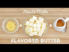 How to Make Flavored Butter | Yummy Ph