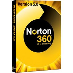 Norton 360 Version 5.0 comprehensive, easy-to-use protection for your computer, your identity and your files. Keep your computer running its best. Back up your photos, music, and other important files.'