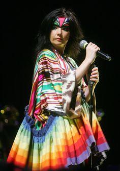 Björk's Been ARTPOP Since Before Gaga Was Born This Way|Joshua Ostroff