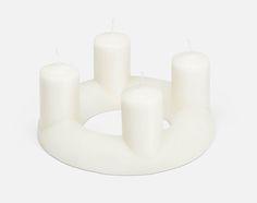 Quadrant Candle by mo man tai