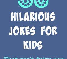 30 Hilarious Jokes for Kids