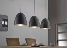 Afbeeldingsresultaat voor XL hanglamp boven tafel