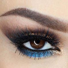fun bold eyeshadow