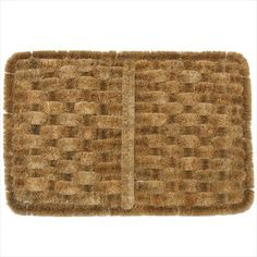 RubberCal Shiraz Outdoor Scraper Door Mat 16 by 24Inch -- More info could be found at the image url.