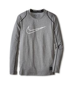 Nike Kids Cool HBR Fitted Long Sleeve (Little Kids/Big Kids)