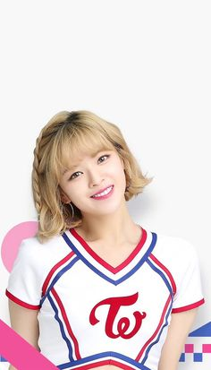 TWICE公式ゲームアプリTWICE -GO! GO!Fightin' (wallpaper) Pretty Korean Girls, Sexy Asian Girls, South Korean Girls, Kpop Girl Groups, Korean Girl Groups, Kpop Girls, Twice Jungyeon, Twice Kpop, Nayeon