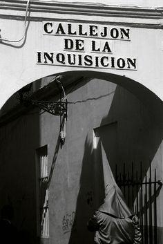 Sevilla, Spain 1993, [inquision street]  © Gloria Rodríguez