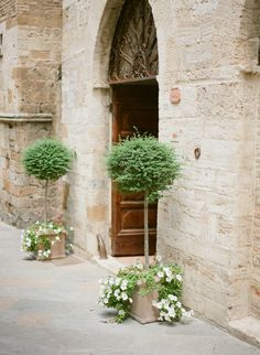 Intimate and Charming Real Wedding in Tuscany