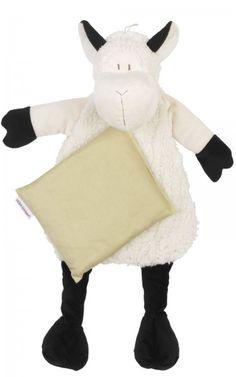 Wärmkissen Kirschkernkissen Schaf von HOBEA-Germany. Kuscheliges Wärmetier Schäfchen inkl. Kirschkernkissen.  #Stofftier #Wärmestofftier #Wärmekissen #Wärmeplüschtier #Mikrowelle #Kirschkernkissen #Babystofftier #Babygeschenk #Baby #Geschenkidee