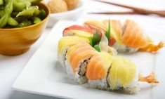 Groupon - All-You-Can-Eat Lunch or Dinner with Drinks at Oishi Village Sushi (Up to 34% Off). Six Options Available. in East Village. Groupon deal price: $13