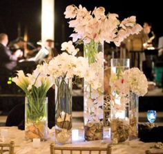 Calla Lily Wedding Centerpieces.