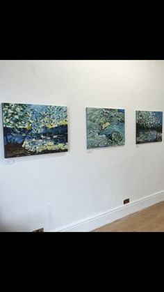 Paintings by Armand Xhika at www.domby-gallery.co.uk