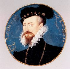 Hilliard,Nicholas.Robert Dudley, Earl of Leicester.1576