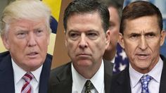 WATCH LIVE: James Comey Testifies On Russian Interference, President Tru...