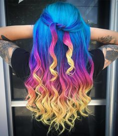 Hottest Pulp Riot Hair Color Shades You Must Wear in 2018 Juergen Friedhelm Schmidt juergenfriedhel Haar Find here so much exciting hair color trends to make your whole personality more attractive and cute. In this post we have made a collection of n Cute Hair Colors, Pretty Hair Color, Hair Color Shades, Beautiful Hair Color, Hair Dye Colors, Crazy Hair Colour, Rainbow Hair Colors, Amazing Hair Color, Pastel Hair
