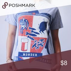 Wonder Years Band Tee  ✨Rare✨ The Wonders Shirt!!! Official merch and almost never worn!!! Laundry instructions still intact + easy to read 90% cotton, 10% polyester Bought at Warped Tour (so not Hot Topic, just labeled for visibilty) I can negotiate for reasonable offers Size S (but fits medium too) Hot Topic Tops Tees - Short Sleeve