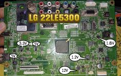 Tv Panel, Lg Tvs, Circuits, Led, Board, Circuit Diagram, Tv Feature Wall, Planks