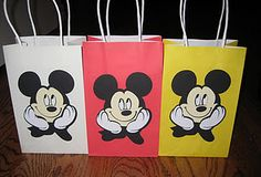 Mickey Mouse/Minnie Mouse Birthday Party