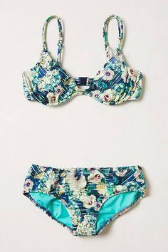 Nanette Lepore bikini   anthropologie