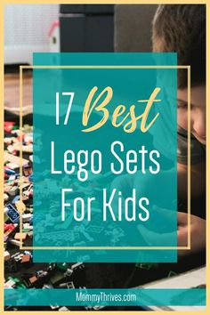 Best Lego Sets For Kids - Lego Building Sets For Kids Of All Ages - Building Toys For Kids Building Toys For Kids, Lego Building Sets, Lego For Kids, Best Toddler Toys, Best Kids Toys, Best Lego Sets, Educational Toys For Toddlers, Awesome Toys, Top Toys